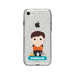 Funda para celular con diseño de diseñador