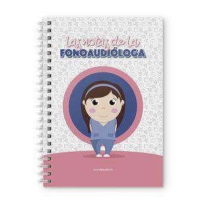 Cuaderno Fonoaudióloga