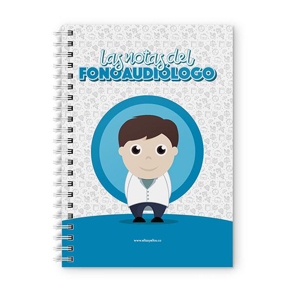 Cuaderno Fonoaudiólogo