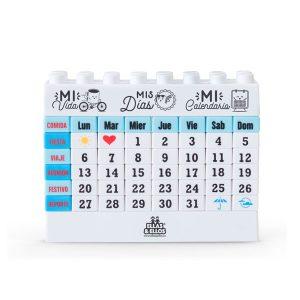 calendario lego armable